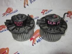 Мотор печки Toyota Gaia SXM15
