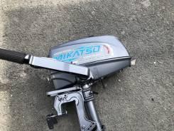 Продается лодочный мотор Mikatsu 4л. с в идеале