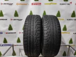 Pirelli Winter Sottozero. зимние, без шипов, б/у, износ 30%