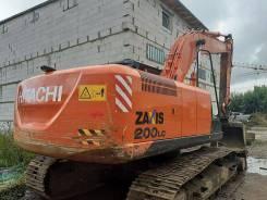 Hitachi ZX200LC-5G, 2018