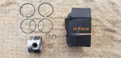 Поршневой комплект 4Т 125сс D52,4ММ 152QMI GY6 Kiyoshi
