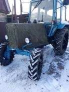 МТЗ 82. Трактор мтз82, 80 л.с.