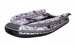Лодка Allaska-390 Drive lux