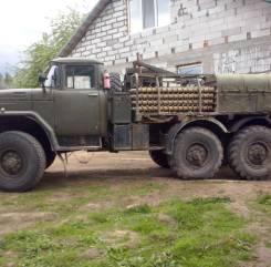 ЗИЛ 131. Буровая установка на базе ЗИЛ-131