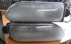 Поворотники бампера переднии пара Nissan Skyline 1998-2001