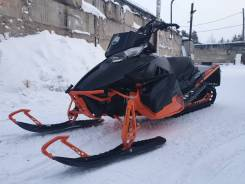 Arctic Cat M 8000 Snopro 153 Limited, 2015