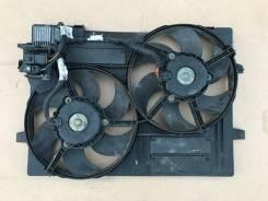 Вентиляторы радиатора двс Jaguar X-type. отс. оригинал. б/п. Япония