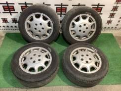 "Комплект колес Toyota Cresta 90 R15 #8084. 6.0x15"" 5x114.30 ET50"
