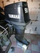 Мотор Ямаха 90