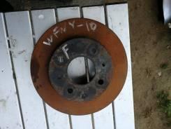 Тормозной диск Nissan AD WFNY-10