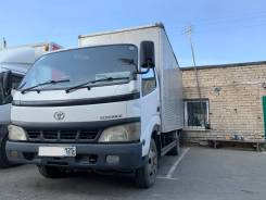 Toyota ToyoAce. Toyota TOYO ACE, 4 613 куб. см., 3 000 кг.