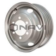 Грузовой диск 16х5.50 ET125 6/D164 PCD222,25 (бескамерный, Huyndai)