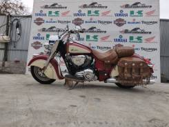 Indian Chieftain. 2 000 куб. см., исправен, птс, без пробега