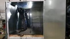 Термобудка/фургон изотермический изготовление