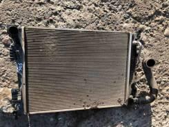 Радиатор основной на Hyundai Solaris