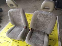 Сидение комплек (передние и задние) Toyota Spacio, AE111, 4AFE