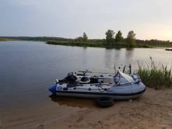 """Лодка пвх """"Baltic boats"""" 390"""