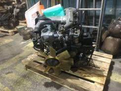 Двигатель 662920 SsangYong Musso D29 2.9 л 120 л/с
