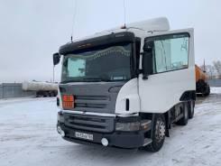 Scania P420CA. Scania P420, 11 705куб. см., 33 500кг., 6x4