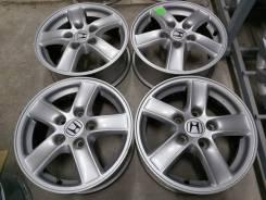 """Оригинальные Хонда на 15"""" (5*114,3) 6j et+55 цо64.1мм"""