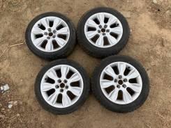"Комплект колес R16 J6 5/100 ET30 DIA 57.1 шины 195/50/R16 и 195/55/R16. 6.0x16"" 5x100.00 ET30 ЦО 57,1мм."