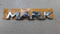 Логотипы. Toyota Mark X Toyota Mark II
