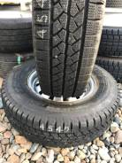 Bridgestone Blizzak VL1. всесезонные, 2018 год, б/у, износ 5%