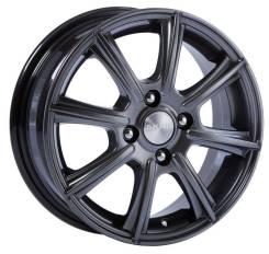 Диск колесный 14x5,5 4x100 ET43 d.67,1 Скад Монако графит