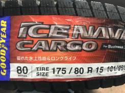 Goodyear Ice Navi Cargo. зимние, без шипов, 2018 год, новый