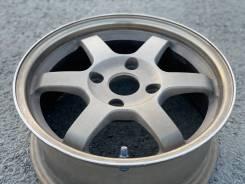 Один диск! Ковка(Forged Monoblock)Rays Volk Racing TE37 R15 4*114.3!