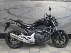Honda NC 700SA. 700куб. см., исправен, птс, без пробега