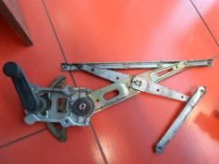 Стеклоподъемник передней левой двери механика Toyota Probox