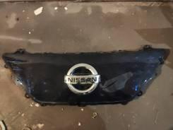 Решетка радиатора. Nissan Leaf, ZE1 EM57
