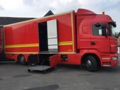 Scania R124, 2010