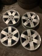 Комплект литых дисков R17, Chevrolet Captiva
