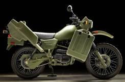 Harley-Davidson МТ500, 1999