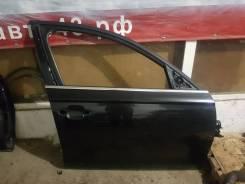 Дверь передняя правая Дверь передняя правая б.у. оригинал состояние идеальное черная [4G0831052] для Audi A6 C7