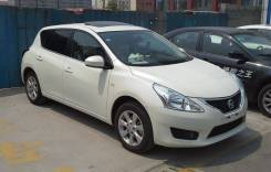 Активация круиз-контроля Nissan Tiida C12