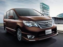 Активация круиз-контроля Nissan Serena C26