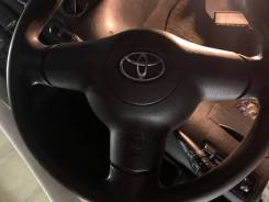 Toyota Corolla E120, подушка безопасности в руль
