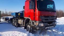 Mercedes-Benz Actros. Mercedes -Benz Actros, 12 000куб. см., 75 000кг., 6x6
