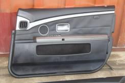 [RW BMW7-01] BMW 7-Series E66 750Li Дверная карта передняя правая