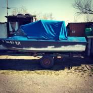 Продан лодку Крым с мотором
