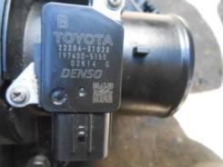 Датчик расхода воздуха Toyota Corolla Fielder 2008, NZE144, 1NZ-FE, #E