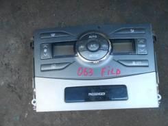 Блок управления климат-контролем. Toyota Corolla Fielder, NZE144, NZE141, NZE141G, NZE144G, ZRE142, ZRE142G, ZRE144, ZRE144G 1NZFE