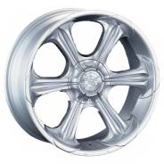 Диск колесный 20x8,5 6x139,7 ET10 d90 BSA 285V Chrome Распр