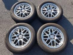 """ASA Wheels. 7.0x17"""", 5x114.30, ET48, ЦО 72,0мм."""
