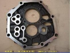 Крышка переднего картера КПП задняя Great Wall Hover H5