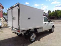 ВИС. 234600-50-450 Изотермический фургон 50 мм, 1 690куб. см., 490кг., 4x4