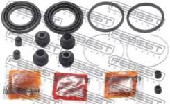 Ремкомплект тормозного суппорта Febest [0275FX35R], левый/правый задний